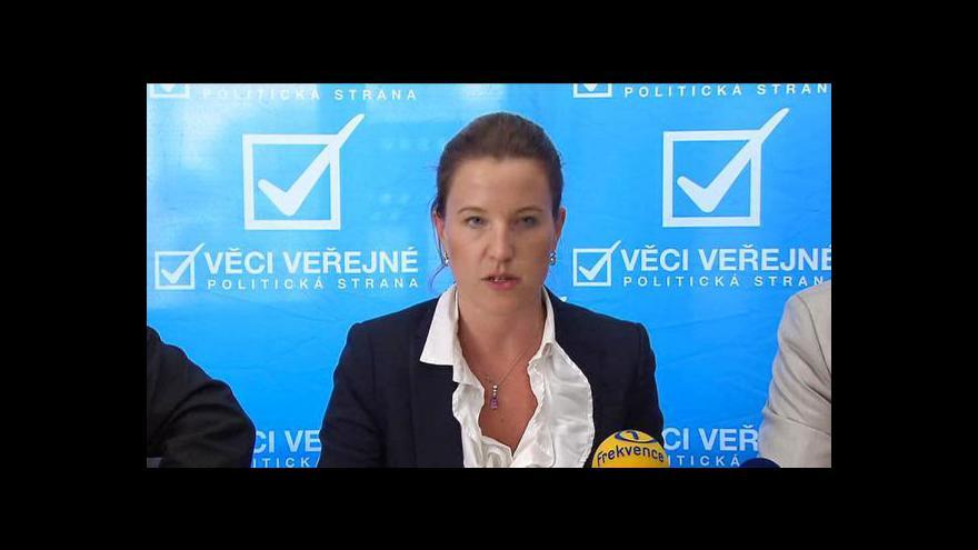 Video Rozhovor s Karolínou Peake