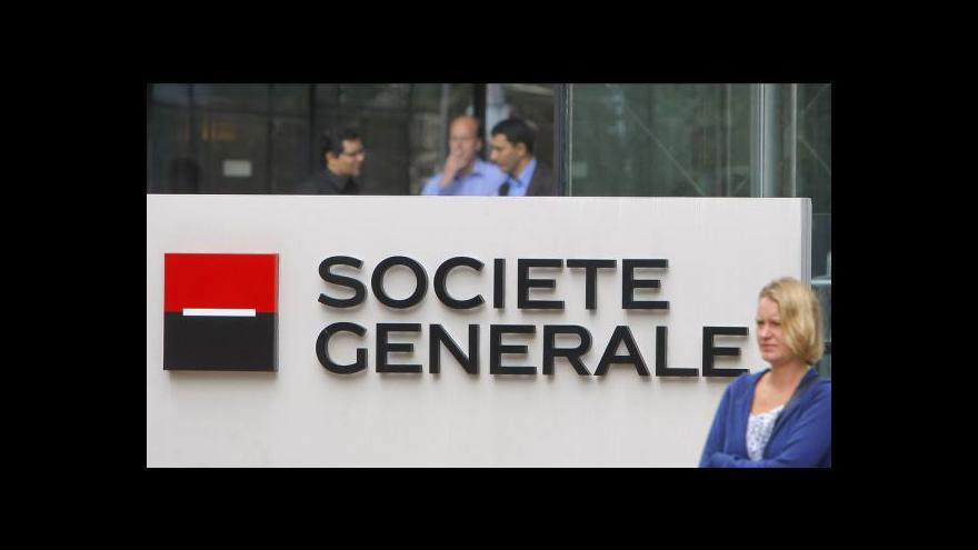 Video Evropské banky v ohrožení