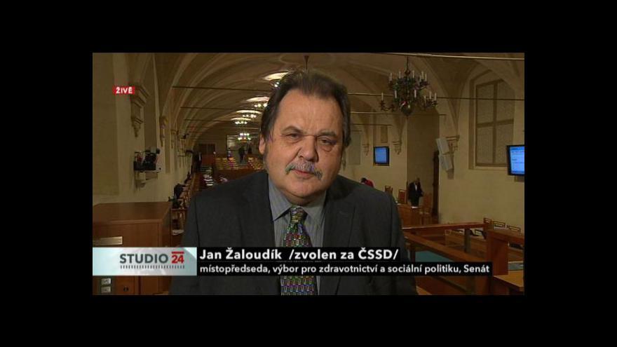 Video Rozhovor s Janem Žaloudíkem