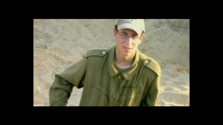 Video 1000 palestinských vězňů za Gilada Šalita
