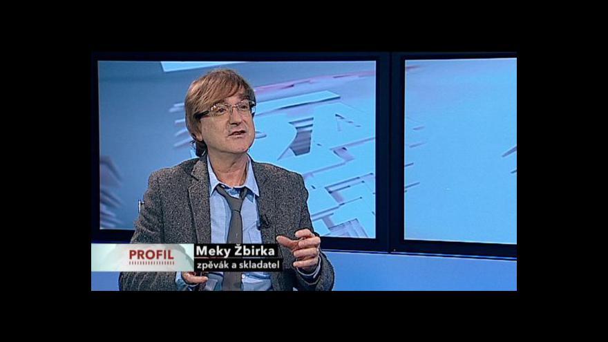 Video Rozhovor s Mirem Žbirkou