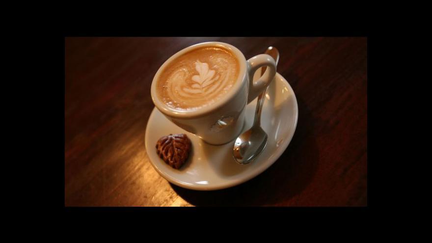 Video Laos a káva