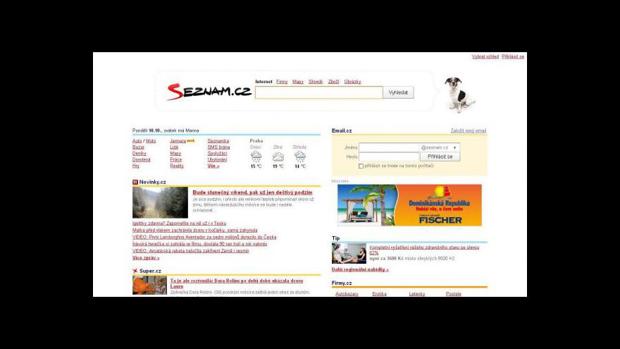 Video Souboj internetových vyhledávačů