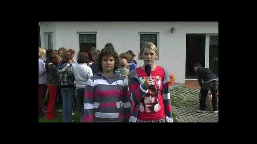 Video Reportáž Adély Smolakowové a Andrey Sokolové