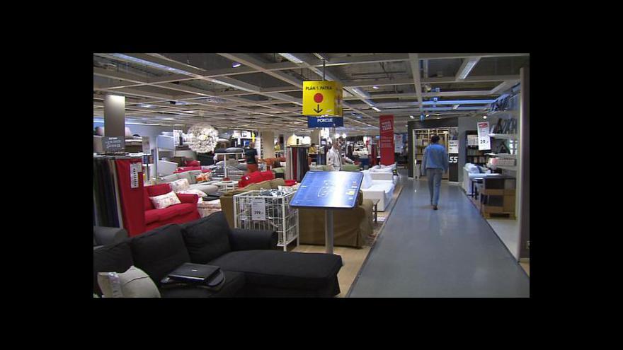 Video Polská policie zadržela muže podezřelé z útoku na IKEA