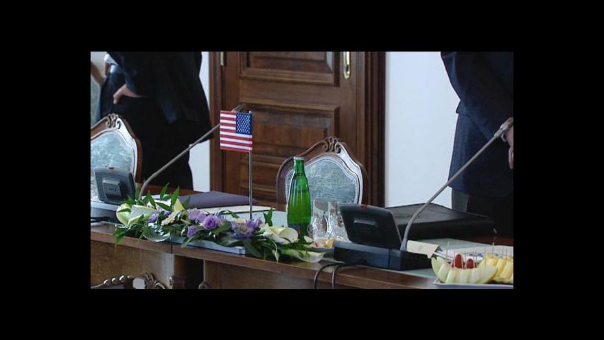 Video Rozhovor s americkým velvyslancem Normanem Eisenem