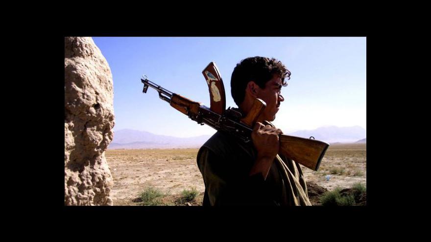 Video Vojáci v Afghánistánu