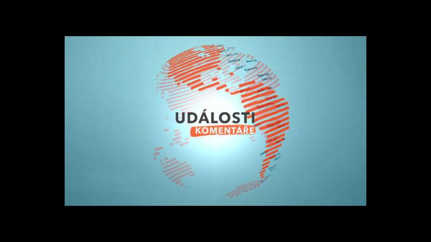 Video Události, komentáře s Janem Kubicem