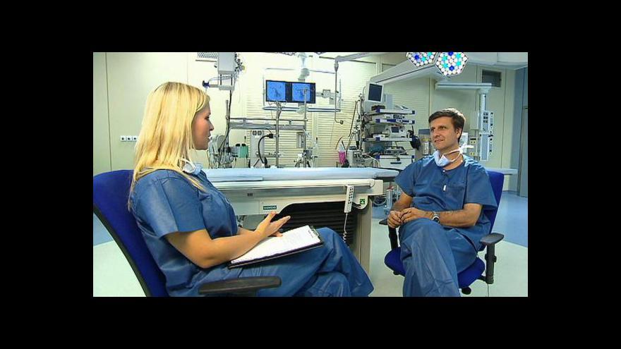 Video Rozhovor s Alešem Hermanem