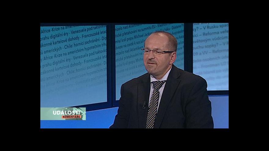 Video Rozhovor s Ivanem Fuksou