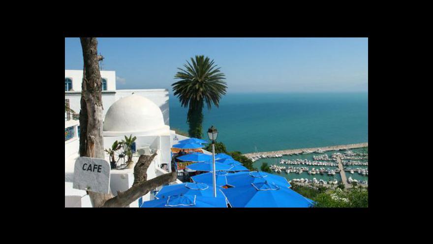 Video Turistika v Tunisku