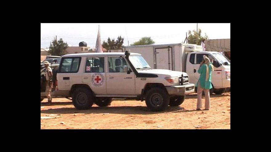 Video Situace v Syrtě je kritická
