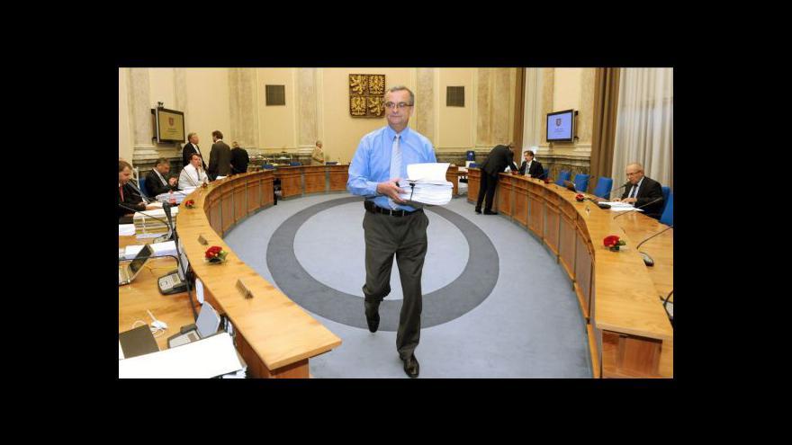 Video Koaliční spor o daně