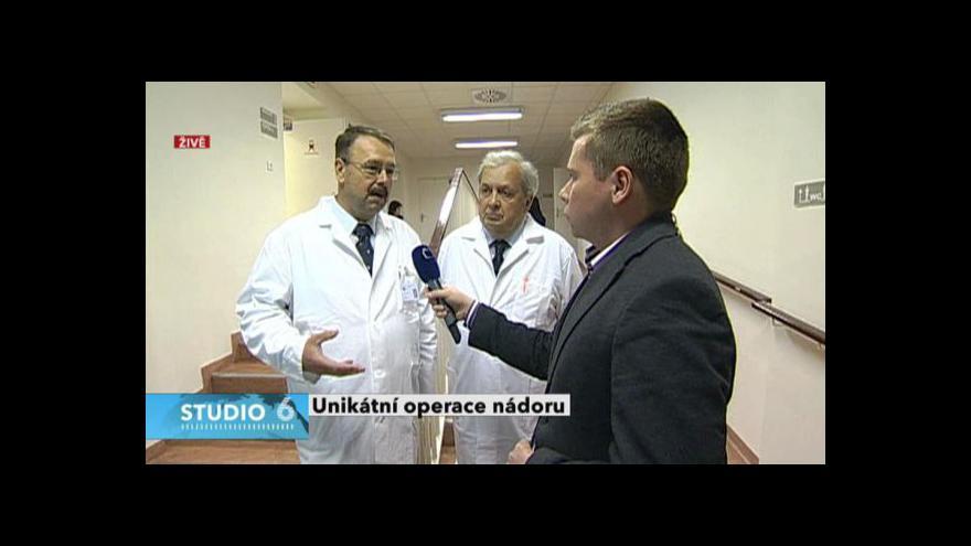 Video Rozhovor s Lubošem Petruželkou a Jaroslavem Lindnerem