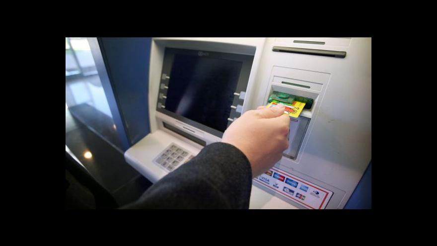 Video Mobilní bankovnictví