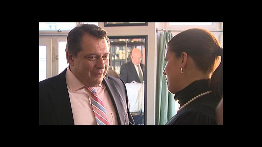 Video Rozhovor s Karlem Jankem