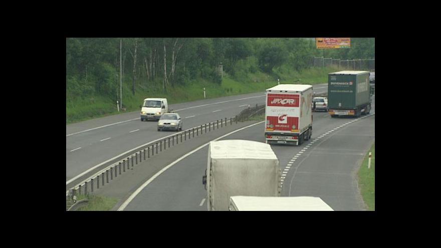Video Tripartita dnes bude řešit hlavně problémy v dopravě