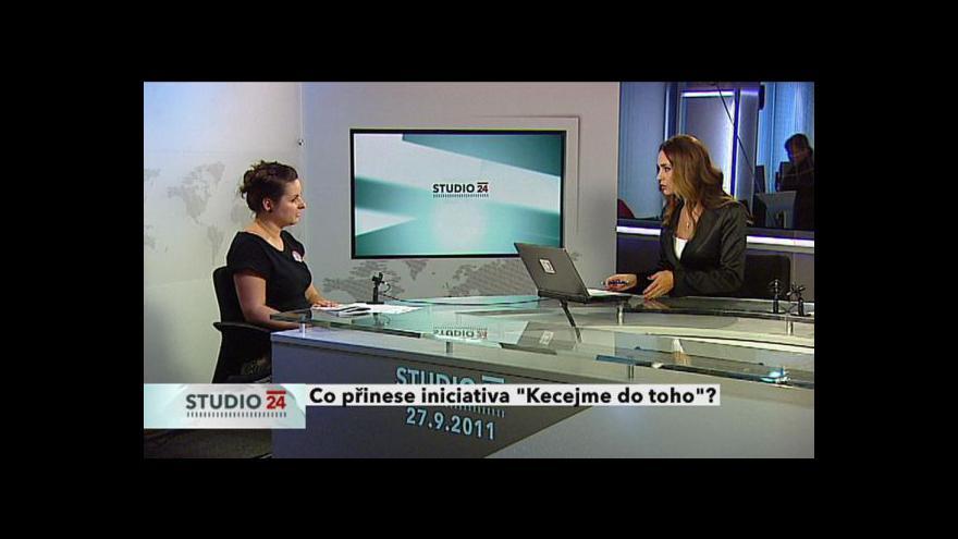 Video Rozhovor s Janou Votavovou