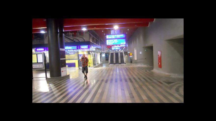 Video Reportáž Taťány Rubášové a Richarda Samka