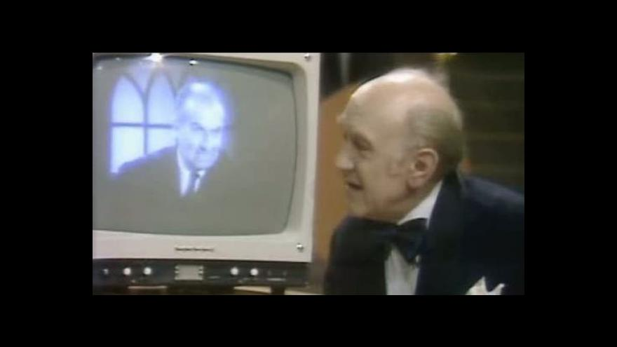Video I Louis de Funés znal majora Zemana...