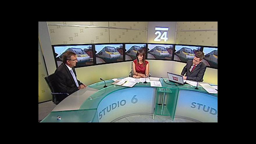 Video Rozhovor s Antonínem Blažkem