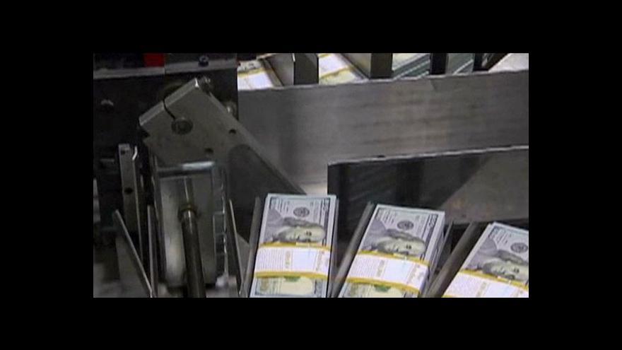 Video Fed s novým plánem na povzbuzení ekonomiky u investorů narazil