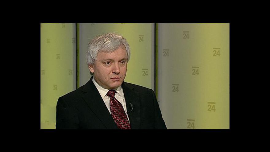 Video František Laudát ve Studiu 6