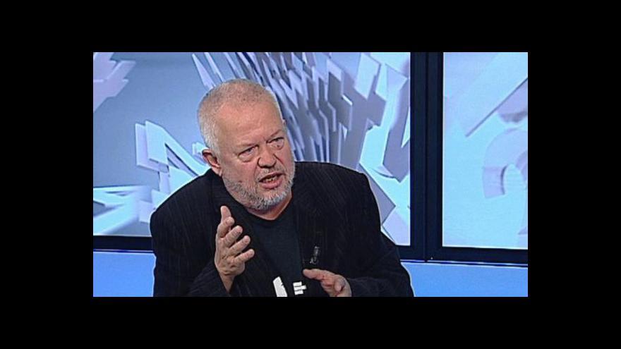 Video Rozhovor s architektem Martinem Rajnišem