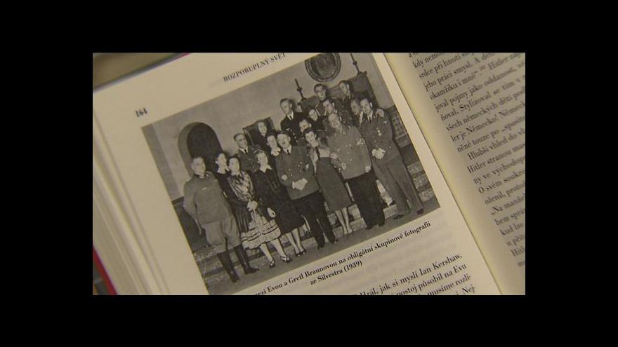 Video Libor Dvořák o knihách