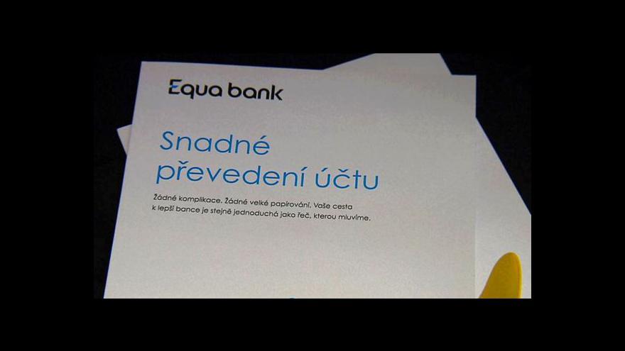 Video Nástup nových bank na český trh