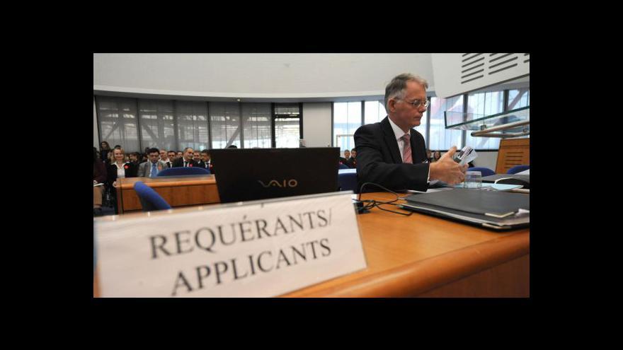 Video Ve Štrasburku se rozhodne o odškodnění pro akcionáře Jukosu