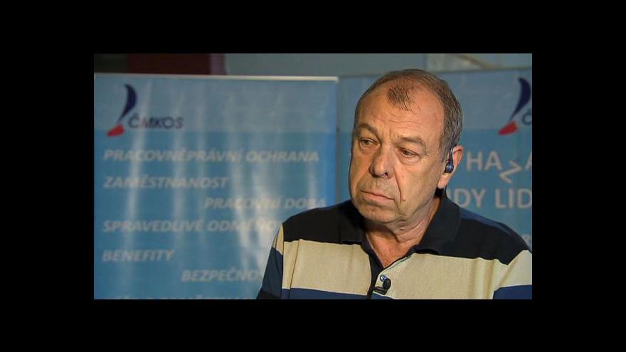 Video Rozhovor s Jaroslavem Zavadilem