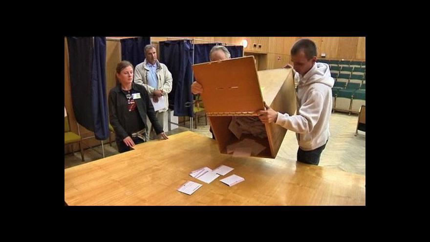 Video Volby v Lotyšsku vyhrál proruský blok