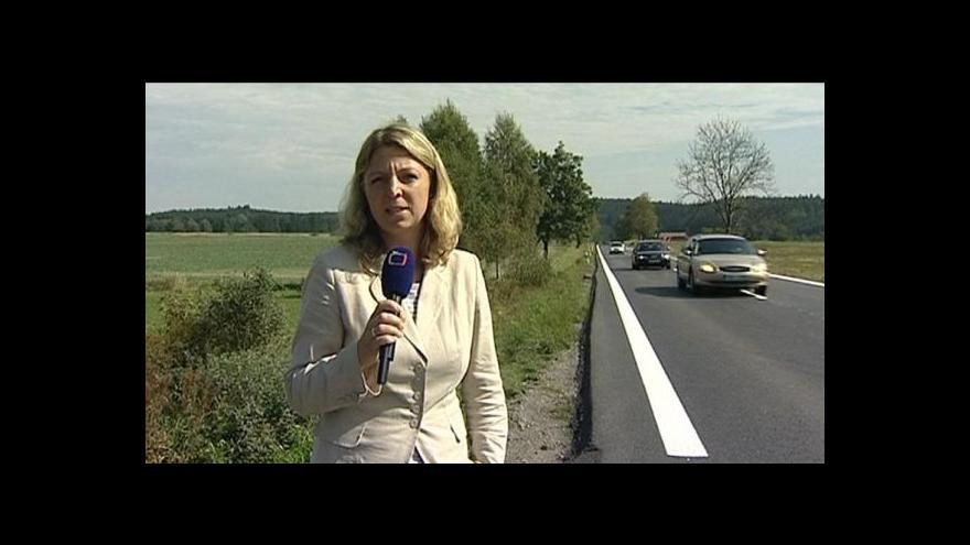 Video Reportáž Antonína Šimůnka a Kristiny Vrkočové