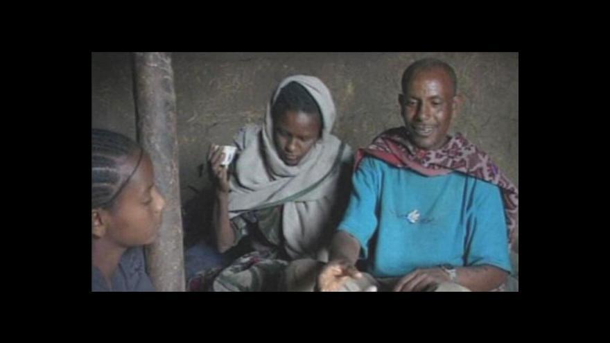 Video Vynucené svatby v Africe