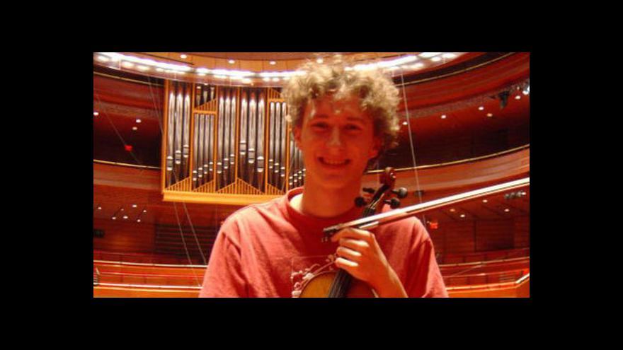 Video Rozhovor s Josefem Špačkem