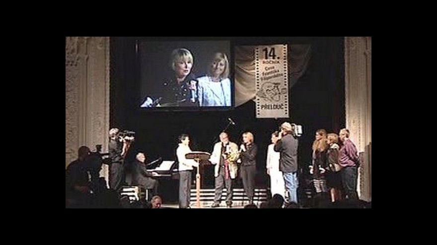 Video Rozhovor s A. Šnirychovou a O. Kepkou