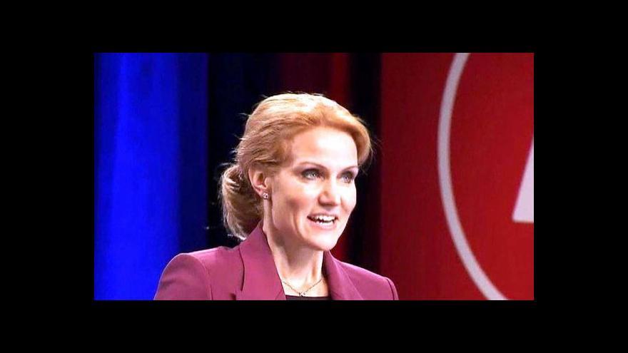 Video Dánsko má v čele vlády ženu
