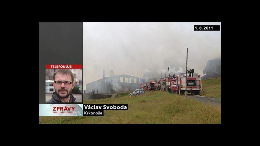 Video Telefonát Václava Svobody
