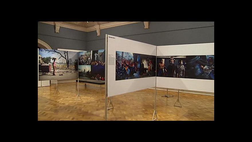 Video Začíná výstava fotografií World Press Photo