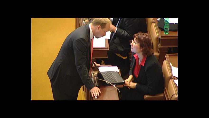 Video Jana Drastichová údajně zmanipulovala hlasování