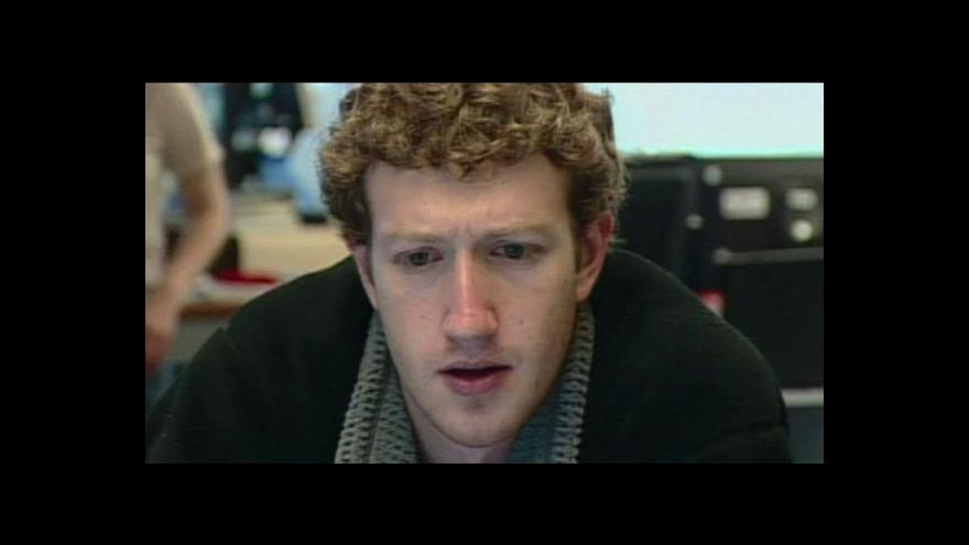 Video Facebook odkládá vstup na burzu
