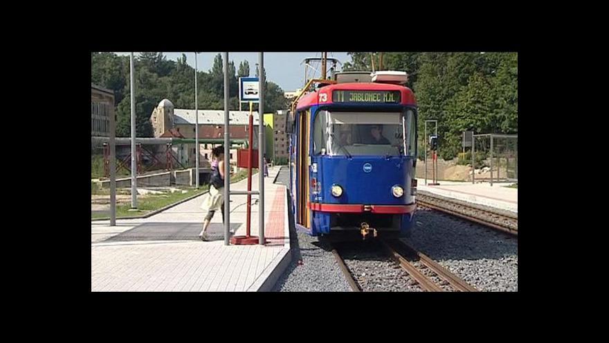 Video Studio 6 o libereckých tramvajích