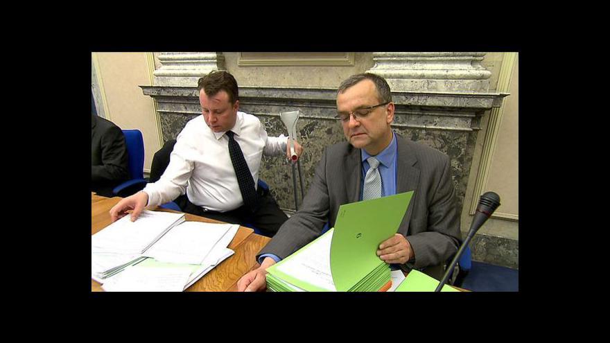 Video Vláda přerušila jednání o rozpočtu