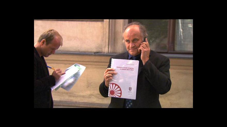Video Vyjádření Michaela Kocába