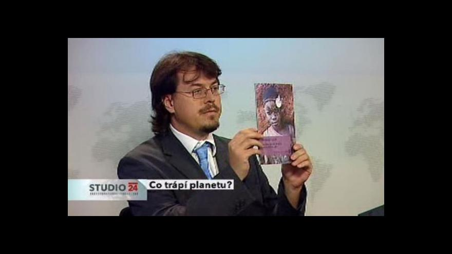 Video Expert Miroslav Havránek ve Studiu ČT24