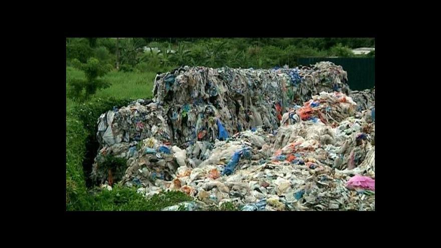 Video Výroba paliv z odpadu