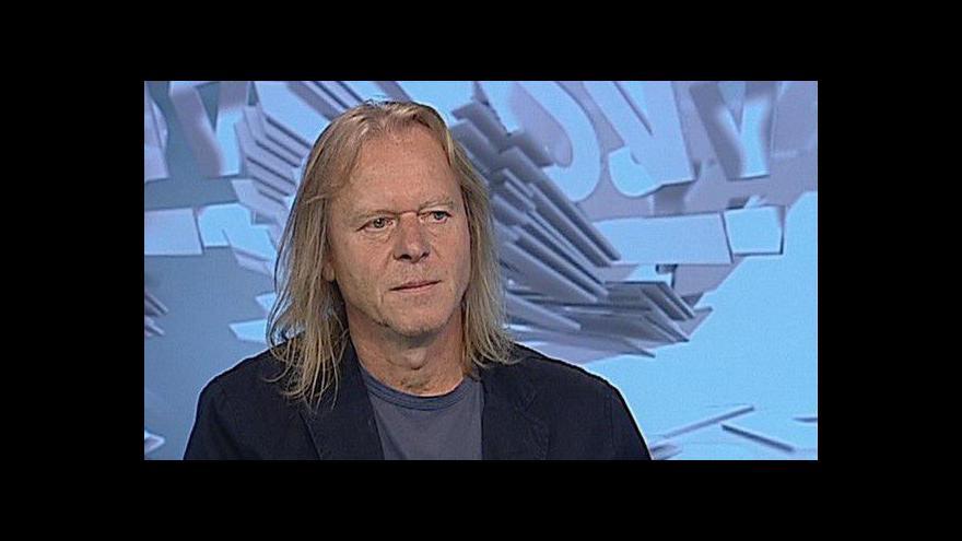 Video Rozhovor se sochařem Antonínem Kašparem