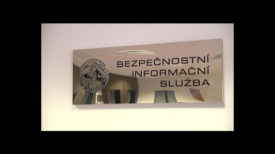 Video Rozhovor s mluvčím BIS