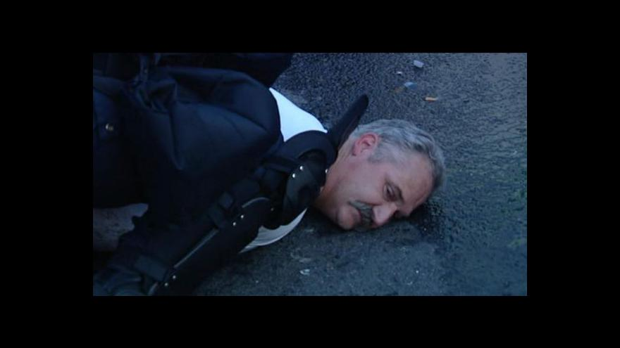 Video Varnsdorf: kritika sobotního zásahu policie
